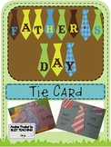 Father's Day TIE & SHIRT Card