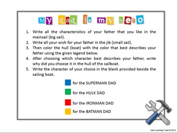 Father's Day (Tribute to all Dads) Bundle