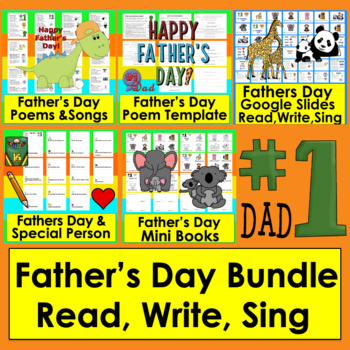 Father's Day BUNDLE VALUE - 4 Products - $4.00 Savings!