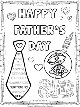 Father's Day Writing Prompts {Narrative Writing, Informative & Opinion Writing}