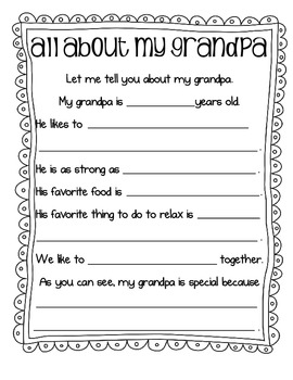 Fathers Day Writing Card