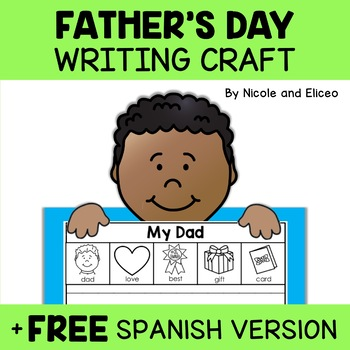 Writing Craft - Fathers Day Activity