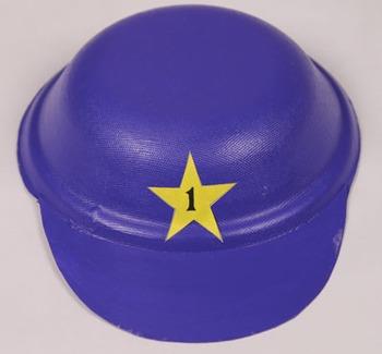Fathers Day craft: Mini Baseball Cap