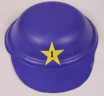 Fathers Day craft: Mini Baseball Cap