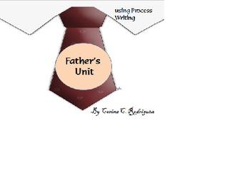 Father's Unit Using Process Writing