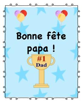 Father's day- La fête des pères