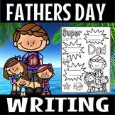 Fathers day writing (flash freebie)