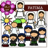 Fatima Digital Clipart (color and black&white)