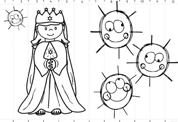 Fatima - Mary the Mother of God and the Miracle of the Sun - Art Template