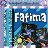 Fatima - Mary the Mother of God and the Miracle of the Sun - Spinner Templates