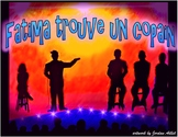 Fatima trouve un copain - beginner French CI / TPRS -ir verbs and aller