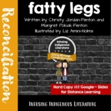 Fatty Legs Distance Learning AND Student Response Booklet
