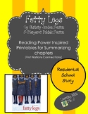 Fatty Legs: Reading Power Inspired Digital/Printables for