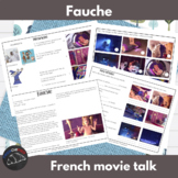 Fauche - movie talk for French learners
