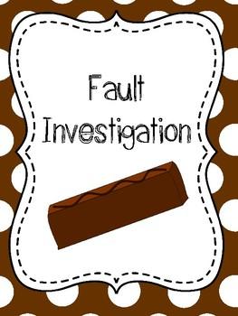 Fault Experiment, Milky Way Fault Models, Fault Vocabulary