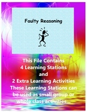 Faulty Reasoning Learning Center Teacher Supplemental Reso