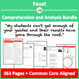 Faust – Comprehension and Analysis Bundle
