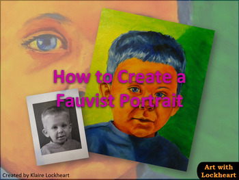 Fauvism Painting Art Project