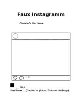 Faux Instragram