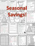 Fave 15 Christmas Activities 3rd Math Christmas Activities