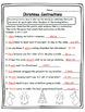 20 Christmas Activities 3rd Math Christmas Language Arts 3