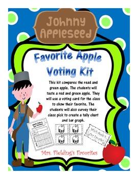 Favorite Apple Voting Kit
