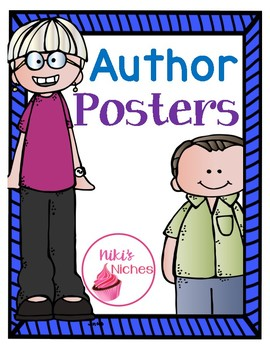 Favorite Author Posters