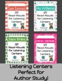 Favorite Authors [Part 2] QR Listening Centers