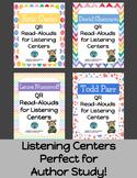 Favorite Authors QR Listening Centers