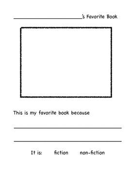 Favorite Book Review