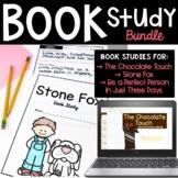 Favorite Book Study Bundle- Print & Digital Components for
