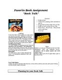 Favorite Book Talk