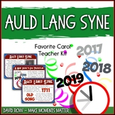 Favorite Carol - Auld Lang Syne Teacher Kit Christmas Carol