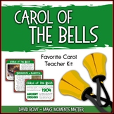 Favorite Carol - Carol of the Bells Teacher Kit Christmas Carol