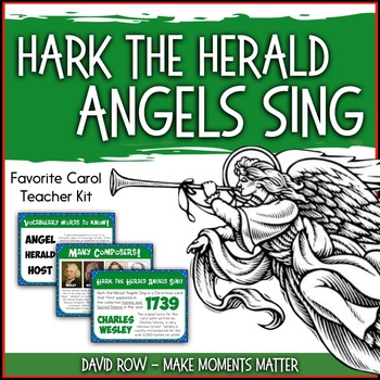 Favorite Carol - Hark the Herald Angels Sing Teacher Kit Christmas Carol