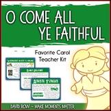 Favorite Carol - O Come All Ye Faithful Teacher Kit Christ