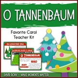 Favorite Carol - O Tannenbaum Teacher Kit Christmas Carol
