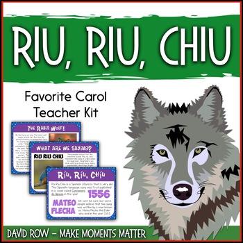 Favorite Carol - Riu, Riu, Chiu Teacher Kit Christmas Carol