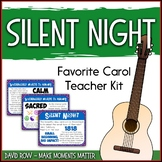 Favorite Carol - Silent Night Teacher Kit Christmas Carol