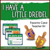 Favorite Carol - The Dreidel Song Teacher Kit Hanukkah Song
