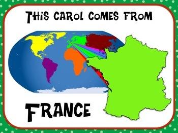 Favorite Carol - The Twelve Days of Christmas Teacher Kit Christmas Carol