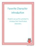 Favorite Character Frames