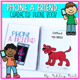 Dramatic Play Centers | Phone Book