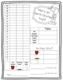 Favorite Christmas Treat Graphing Activity