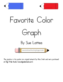 Favorite Color Graph