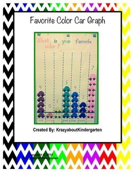 Favorite Color Graph