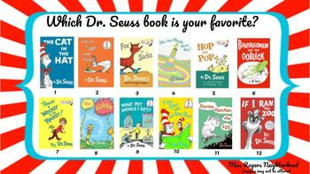 Favorite Dr. Suess Book