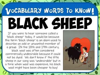 Favorite Folk Song – Baa Baa Black Sheep Teacher Kit