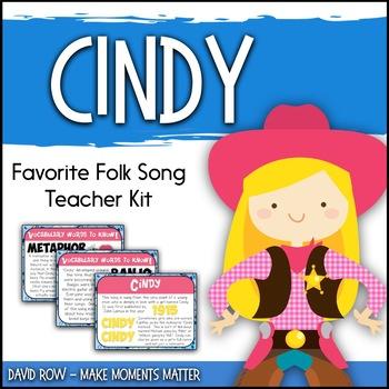 Favorite Folk Song – Cindy Teacher Kit