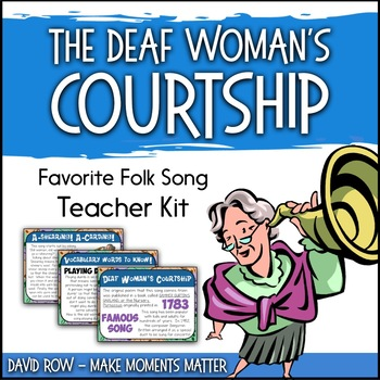 Favorite Folk Song – Deaf Woman's Courtship Teacher Kit